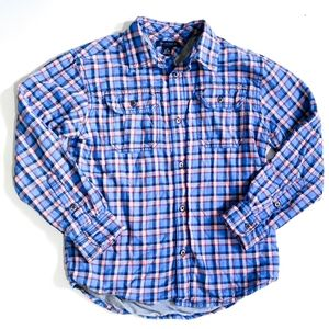 Tommy Hilfiger Lined Button Down Shirt